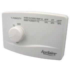 Aprilaire Humidistat Model # 4655 Replaces the #4016