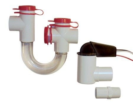 Condensate Trap and Overflow Switch Pack
