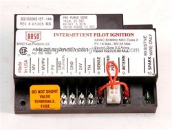 Baso Universal Intermittent Pilot Ignition Control BG1600M51EF-1AA NEW # C61OU-1