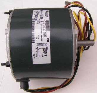 Bryant Carrier condenser fan motor HC37GE210 goodman 1 6 hp 230v condenser fan motor b13400251s  at metegol.co