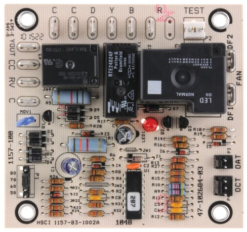Protech Rheem Rudd Defrost Control Board Kit 47-102684-83 ,47-102685-87
