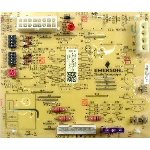 Rheem Ruud Control Board 47-102077-03