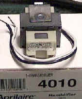 Aprilaire Humidifier Transformer Part # 4010