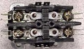 2 Pole 120 volt coil 30 Amp Contactor