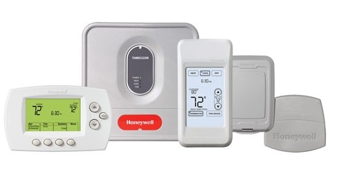 Honeywell YTH6320R1015 Wireless Thermostat System