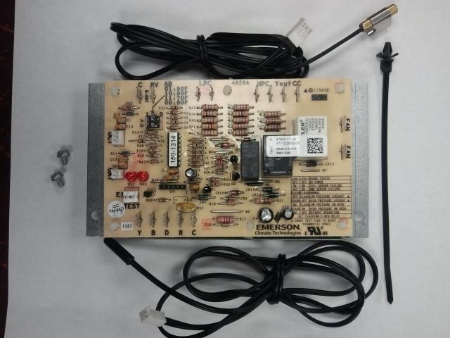 Rheem Rudd Defrost Board 47-102685-86