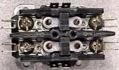 2 Pole 120 volt coil 40 Amp Contactor