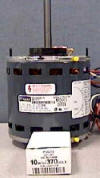 Mars Brand Blower Motor 1/5-3/4 HP 208-230 Volt #10467