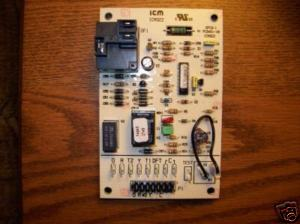 Bryant - Carrier Heat Pump Defrost Control Board CESO110063-02