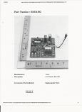 Ameristar Heat pump Defrost board BRD 04302 new # BRD05205
